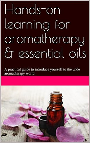 Aromatherapy eBook On Amazon
