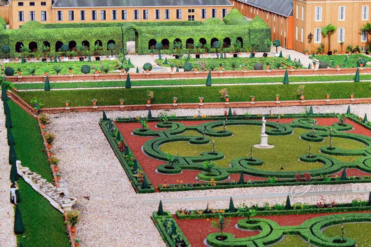 Het Loo Palace Gardens, Apeldoorn