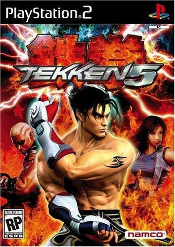 Tekken 5 PS2 (NTSC)