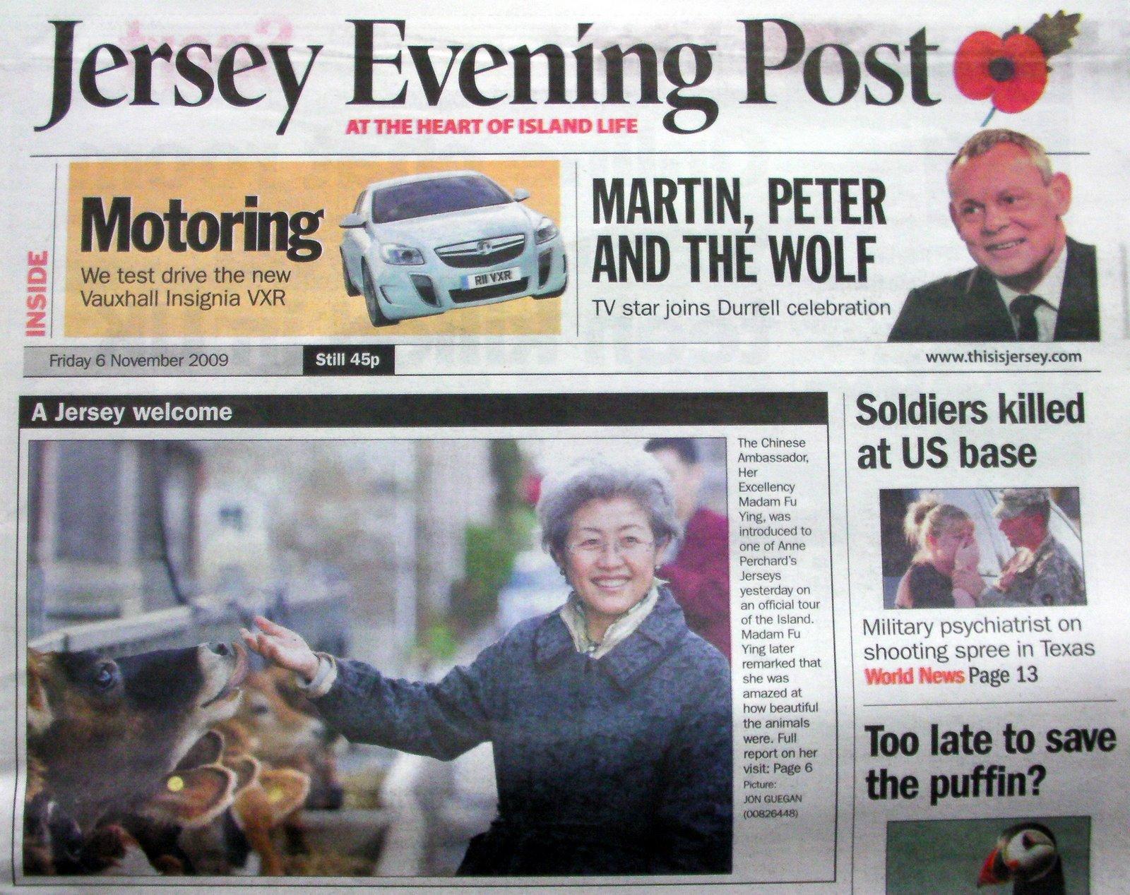 evening post newspaper
