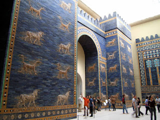Ishtar Gate (Babylon) at Berlin Pergamon Museum| Where to go in Berlin - Travel Europe Guide