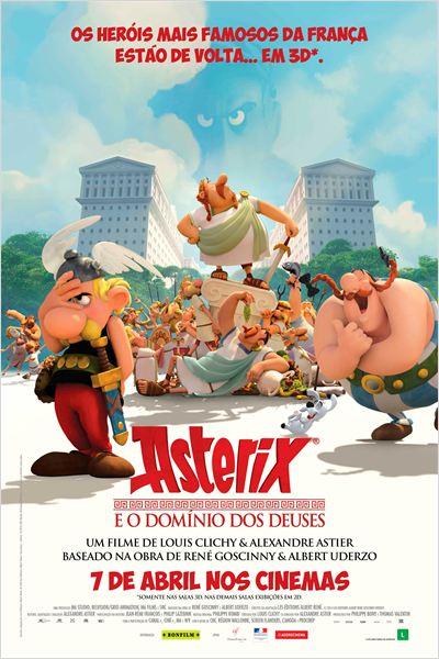 Imagens Asterix e o Domínio dos Deuses Torrent Dublado 1080p 720p BluRay Download