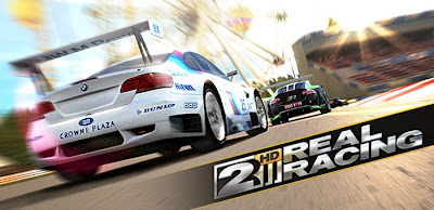 Real Racing 2 HD - Games Untuk Apple New iPad 3