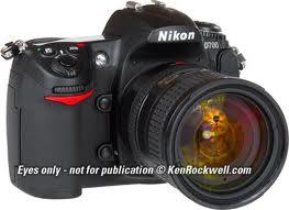 Daftar Harga Kamera SLR Nikon Terbaru Juli 2012