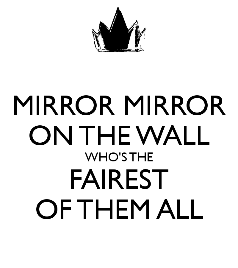 Mirrors with quotes on them quotesgram for Mirror quotes