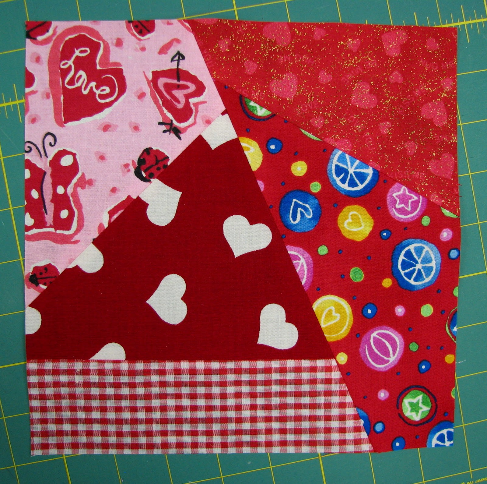 Ms elaineous teaches sewing crazy quilt block crazy quilt block jeuxipadfo Gallery