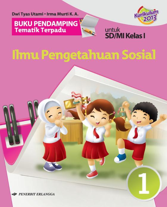 Buku Pendamping Tematik Terpadu Ips Untuk Kelas Info