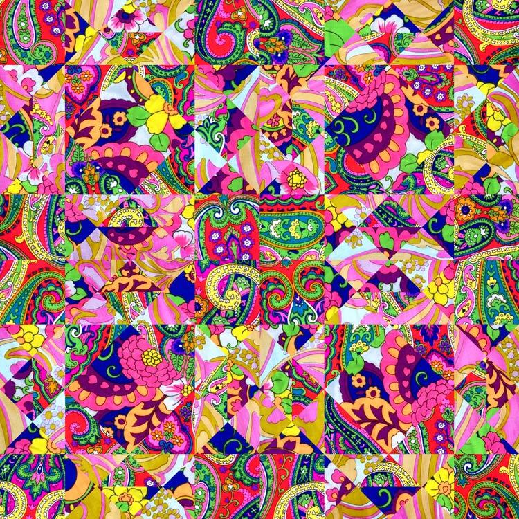 Pattern Recognition 40s Paisley Patterns Impressive 60s Patterns