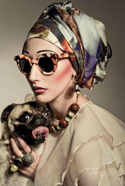Gunta Eyewear 2012: Ludwig sunglasses