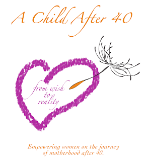 mother's day 2011: a child after 40