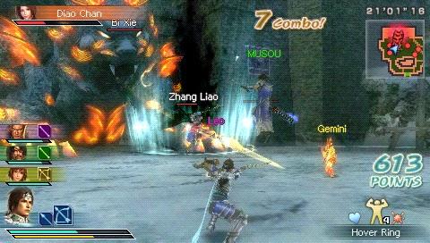 dynasty warriors strikeforce cso