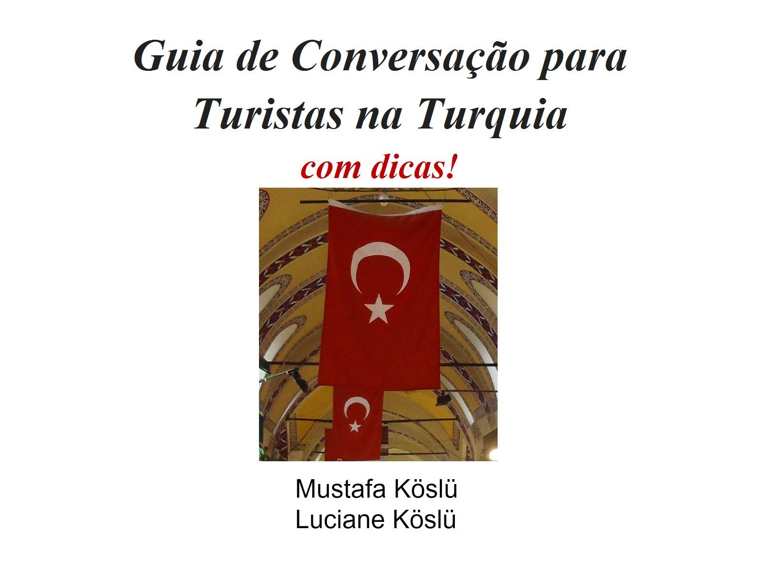 Guia de Conversação Português-Turco