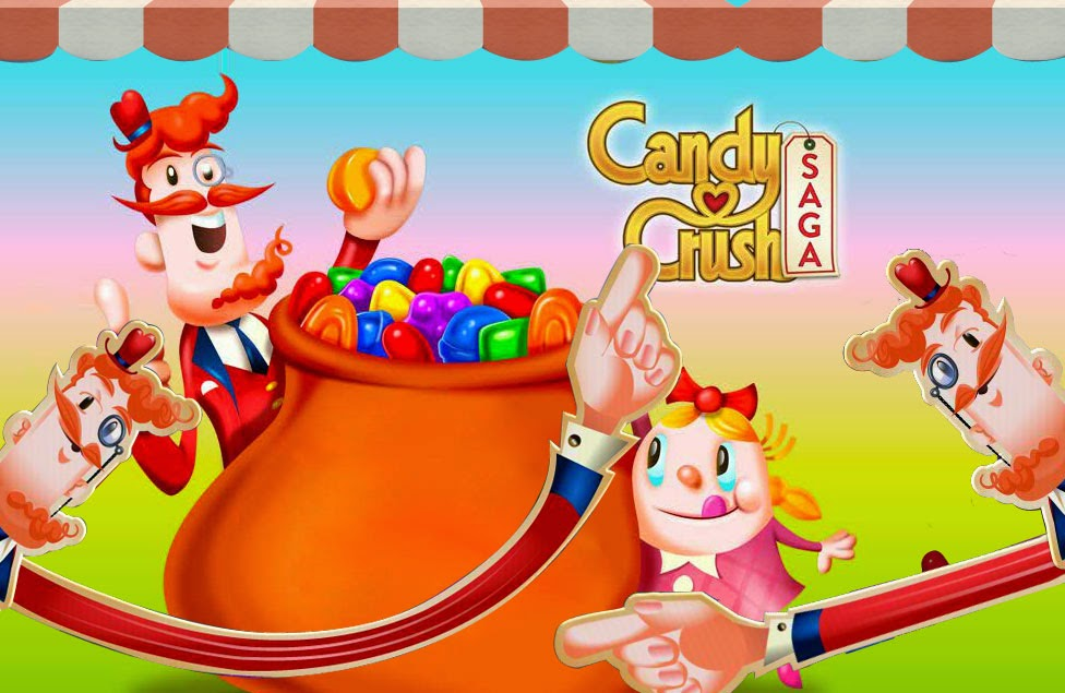 Candy Crush Saga livello 1061-1070