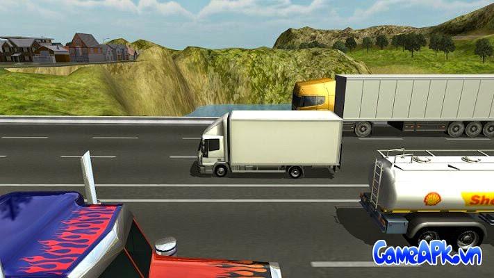Truck Simulator 2014 v1.2 APK Crack cho Android