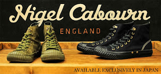 Nigel Cabourn  ×  Converse  ALL STAR