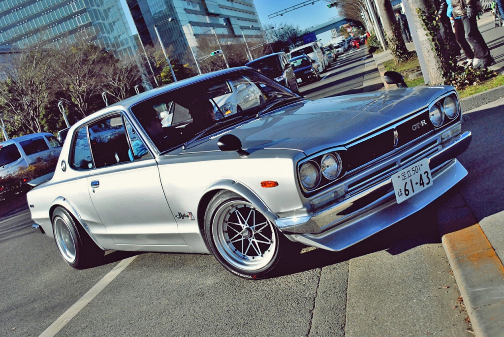 1969 Nissan Skyline 1800 Hardtop Related Infomationspecifications