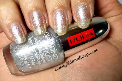 Notd: Diamond Dust n. 001 Silver - Pupa