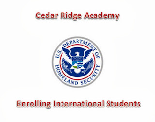 Announcing_the_enrollment_of_international_students_at_Cedar_ridge_academy_therapeutic_boarding_school