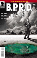 B.P.R.D.: 1948 #5 Cover