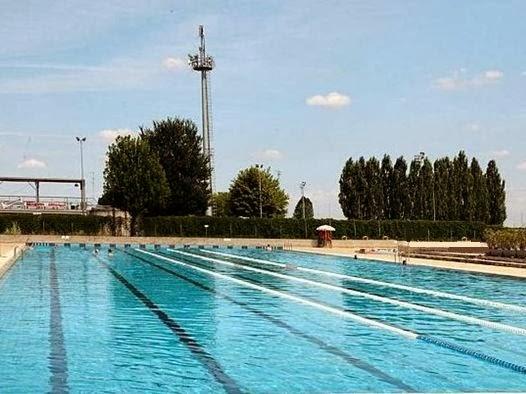 Citt futura bovolone piscina coperta e piastra - Orientamento piscina ...