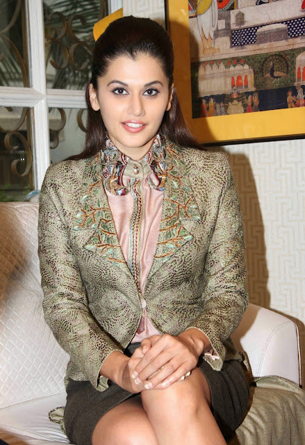 Actress Taapsee Pannu  Picture Gallery at DVAR Fashion Preview  2.jpg