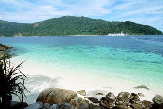 Koh Larn Pattaya Thailand Island