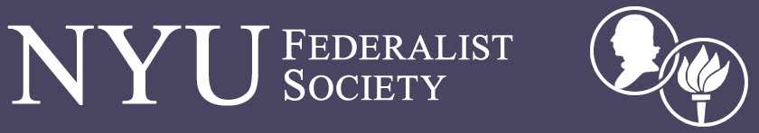 NYU Federalist Society