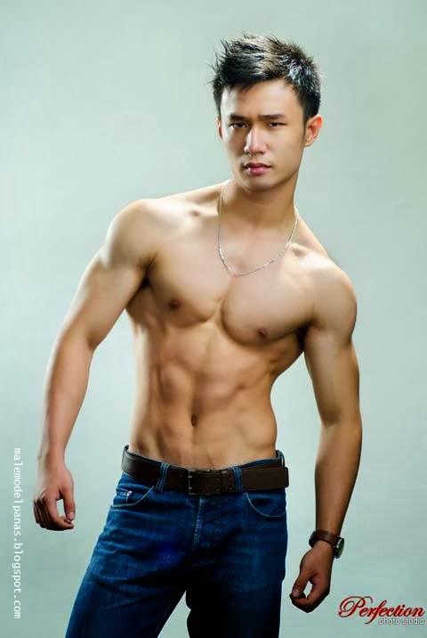 indonesia fitness men ari wijaya