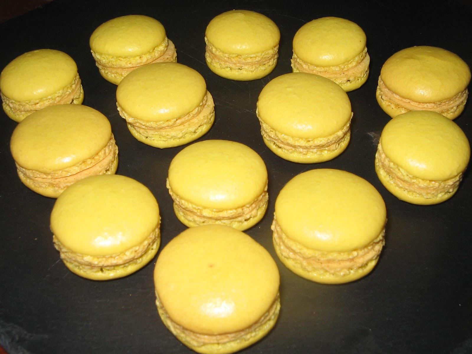 La Tambouille De La Petite Mu Les Macarons De La Petite Mu Recette