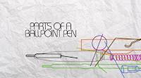 Parts Of A Ballpoint Pen2