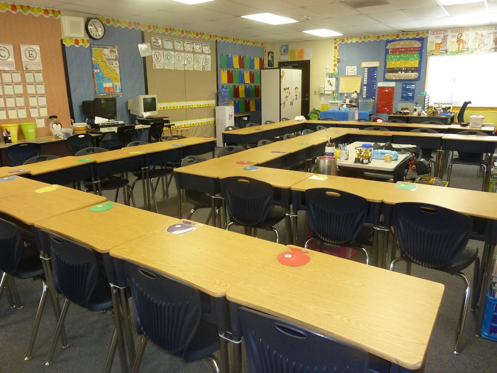 Classroom Arrangement Ideas ~ I love my classroom photo album