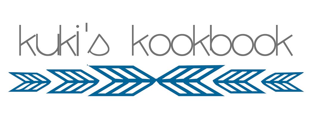 Kuki's Kookbook