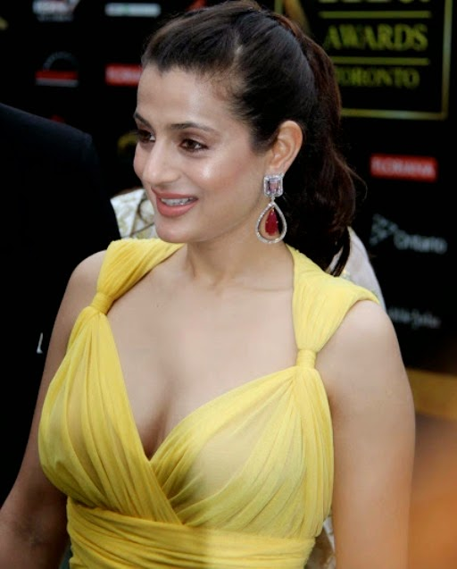 Queens of Heart: Ameesha Patel at IIFA Awards Beautiful Fairy Pictures