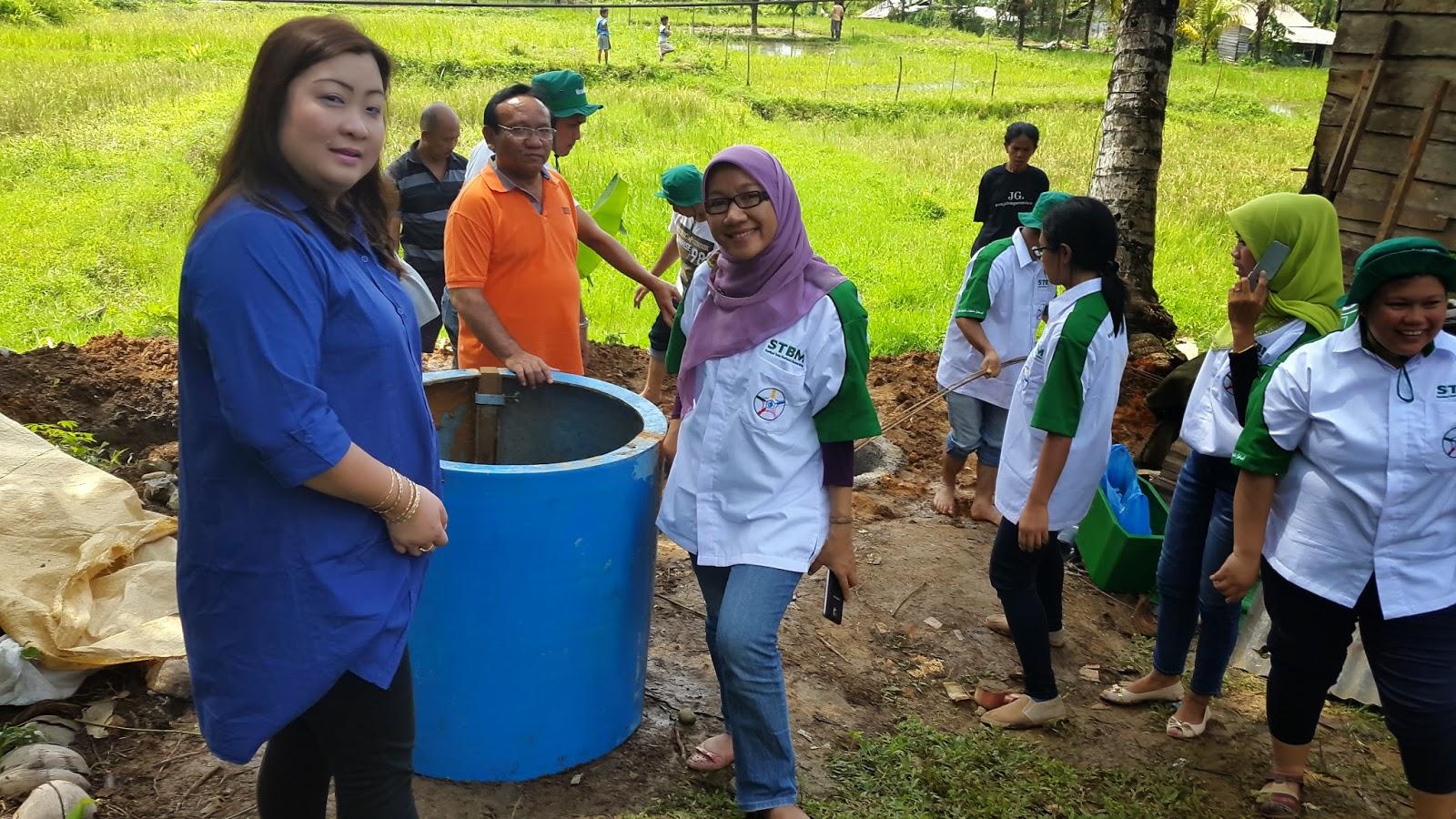 Sehat Bersama Irene: TOT Wirausaha Sanitasi STBM Regional Sumatera