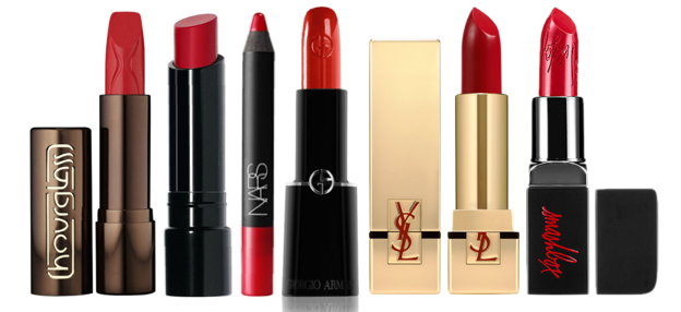 Beauty Blogger, Wishlist, Red Lipstick, Hourglass, Bobbi Brown, Nars, YSL,