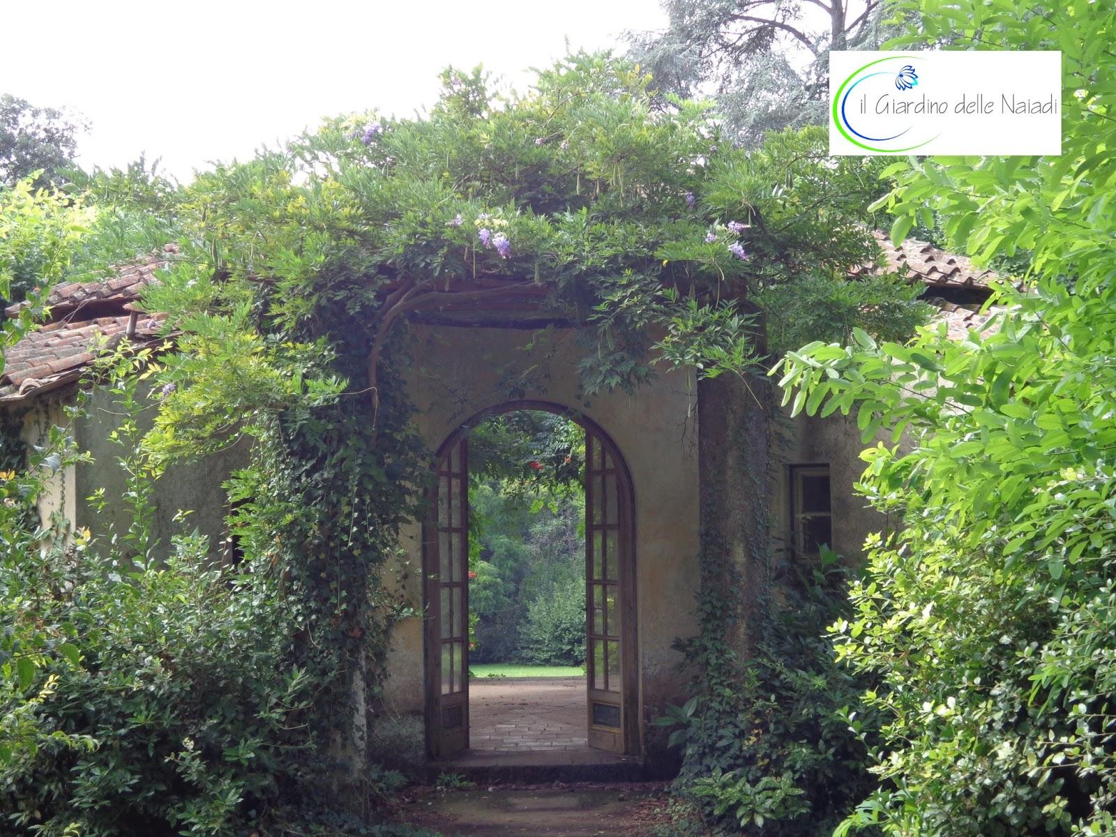 Il giardino delle naiadi: un giardino antistress