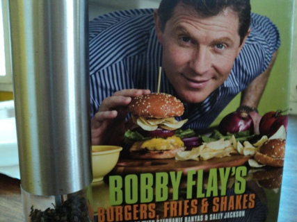 Bobby Flay's Burgers, Fries and Shakes