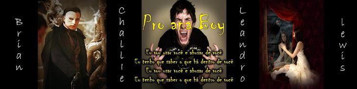 Pro Ana Boy