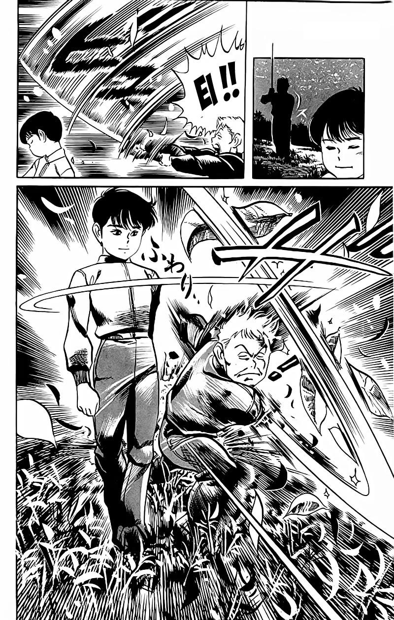 Kenji-Quyền Nhi Phương Thế Ngọc chap 193 - Trang 18
