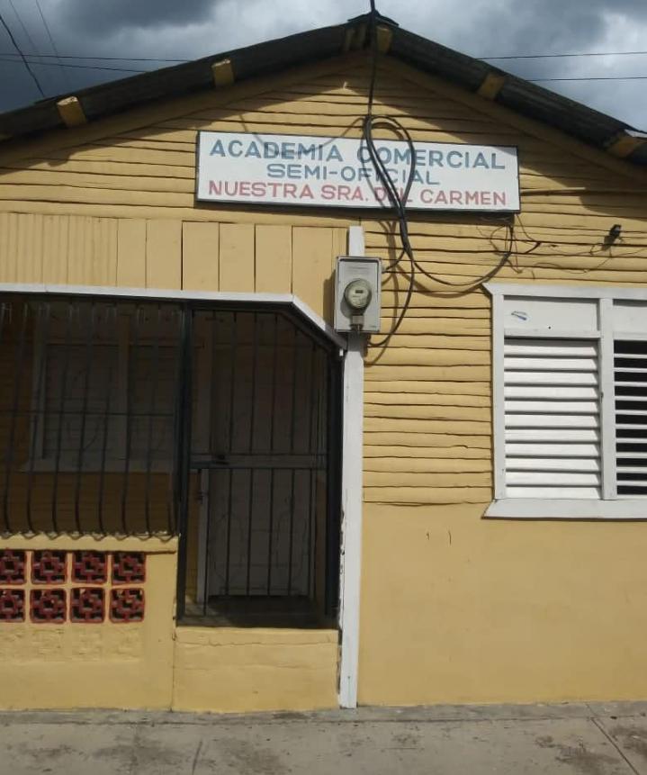 Historica: Academia Nuestra Señora del Carmen