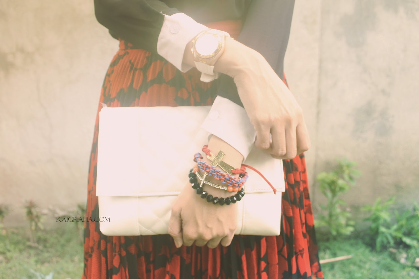 preppy look for women accessories