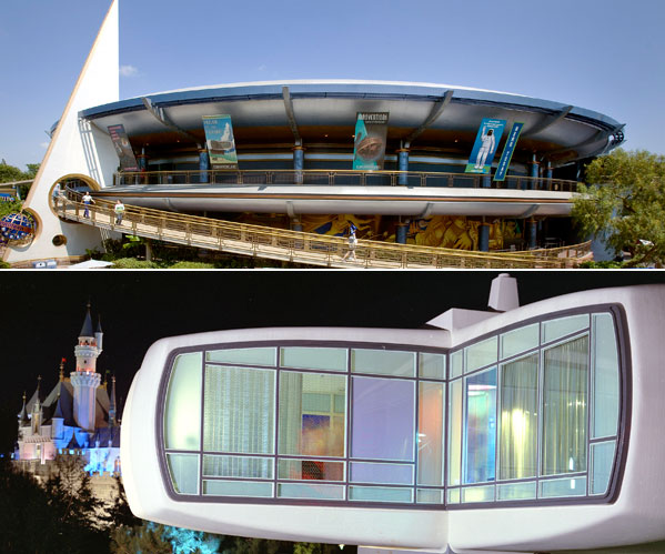 Dream home of the future in tomorrowland for Tomorrow homes