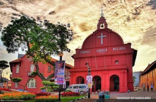 places to visit in Malaysia - Malacca
