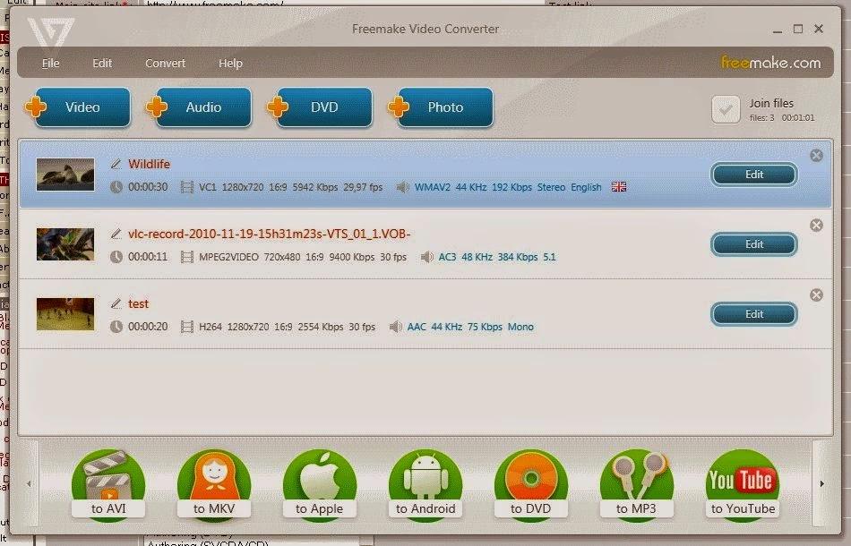 Freemake Video Converter Gold 4.1.6.3