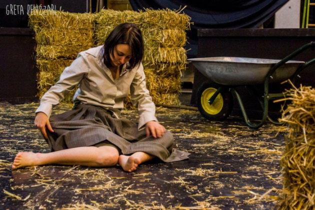 Dal 7 al 12 gennaio al Teatro Libero di Milano va in scena Sacrificio del fieno