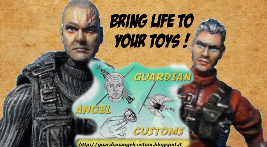 GUARDIAN ANGEL CUSTOMS