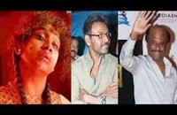 Rajini appreciates Raghava Lawrence's different avatars in Kanchana 2
