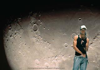 Wallpapers dos Morangos com Açucar Angélico Vieira Cantor e Ator em fundo de tela Lua Luminosa