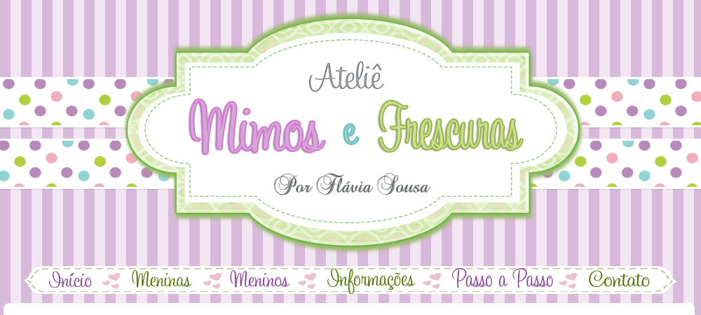Aparador Com Gavetas ~ Ateli u00ea Mimos e Frescuras