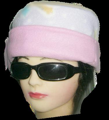 หมวกกันหนาว คละสี คละลาย